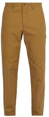 Rag & Bone Chore Cotton Trousers - Mens - Beige