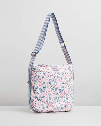 Cath Kidston Zipped Messenger Bag