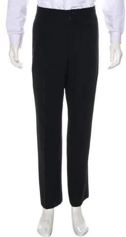 Giorgio Armani Woven Dress Pants