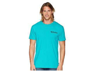 Quiksilver Twin Fin Mates Tee Men's T Shirt