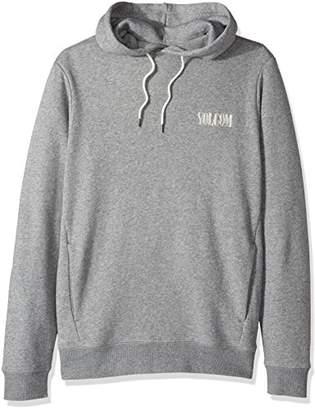 Volcom Men's Weave Pullover Fleece