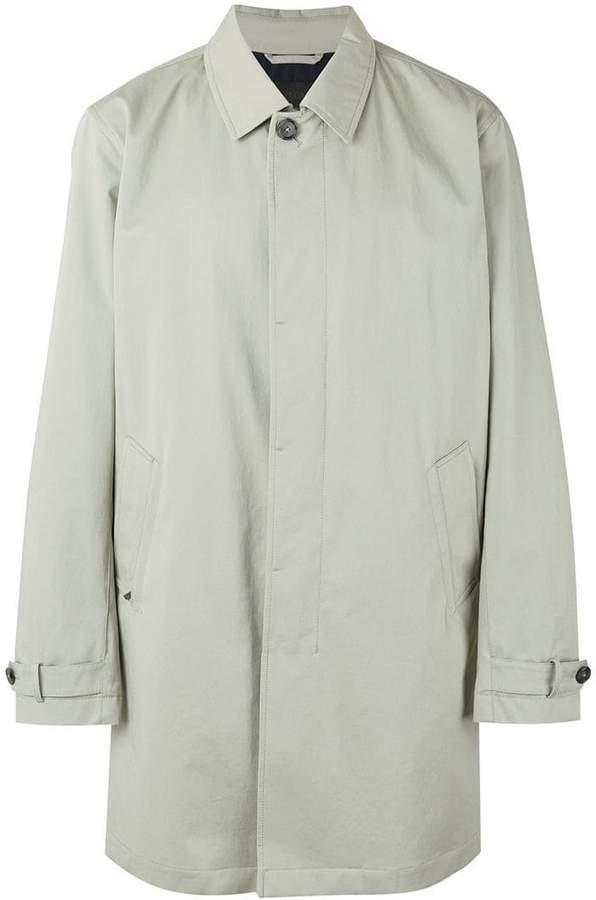 Z Zegna button up coat