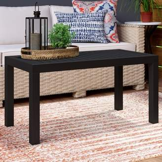 Mercury Row Villani Plastic Coffee Table