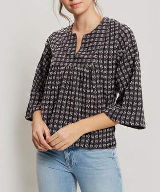 Ace&Jig Isabelle Tunic Top