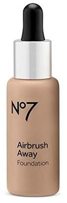 Boots Airbrush Away Foundation (Warm )