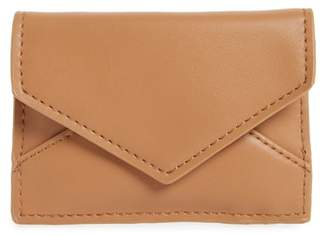 BP Faux Leather Envelope Card Case