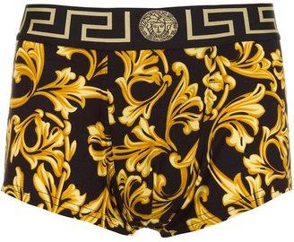 Versace 'Barocco' boxer shorts $136.95 thestylecure.com