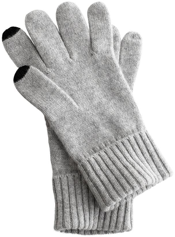 Touch-Screen Cashmere Gloves