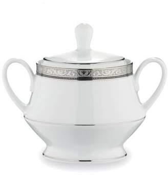 Noritake Regent Platinum 266ml Sugar Bowl