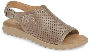 Sesto Meucci Tormey Perforated Slingback Sandal