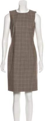 Salvatore Ferragamo Sleeveless Knee-Length Dress