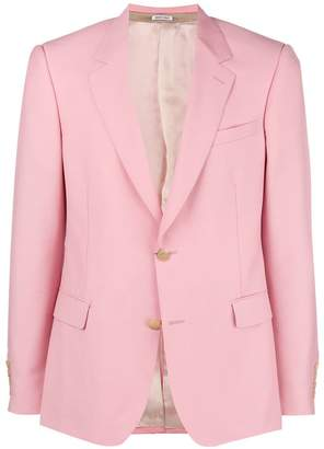 Alexander McQueen regular fit blazer