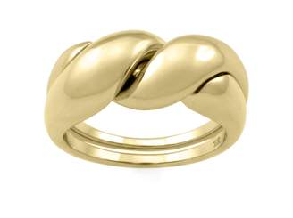 Monarc Jewellery - The Puzzle Ring 9ct Gold