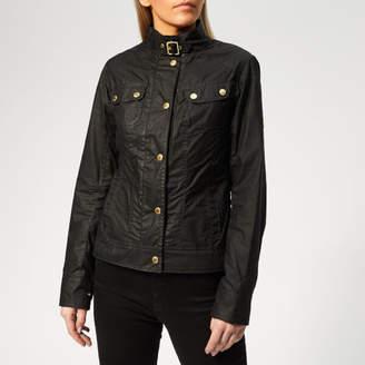 Barbour International Women's Pitch Wax Jacket