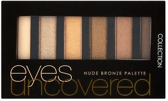Collection 2000 Collection Eyes Uncovered Palette in Nude Bronze