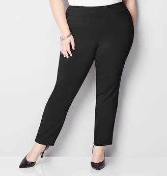 Avenue Super Stretch Welt Pocket Pull-On Pant