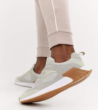 eeca110a02e5a Beige Gum Sole Shoes For Men - ShopStyle UK