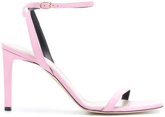 Nina Ricci stilettos ankle-strap sandals