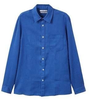 Mango Man MANGO MAN 100% linen slim-fit shirt