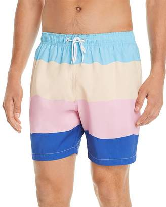 BOARDIES Striped Swim Shorts