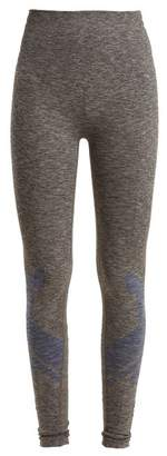 Lndr - Eight Eight Compression Seamless Leggings - Womens - Grey