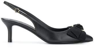 Salvatore Ferragamo slingback Peony sandals