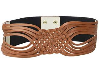 Lodis Woven Front Stretch Belt