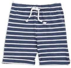 Hatley Baby's and Toddler's Striped Pull-On Shorts