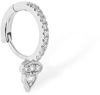 Stone Paris MARIE-ANTOINETTE 18KT GOLD MONO EARRING