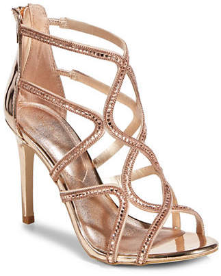 Aldo Asteicia Metallic Sandals