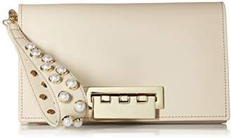 Zac Posen Earthette Clutch Pearls