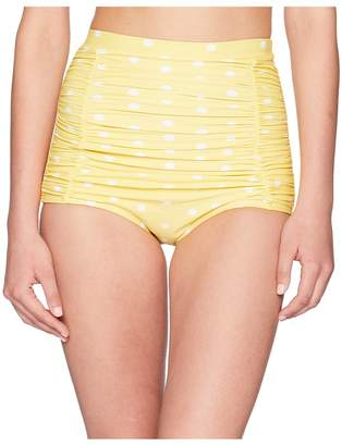 Unique Vintage Monroe Bottom Women's Swimwear