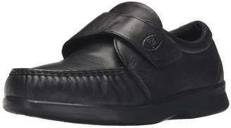 Propet Men's Pucker Moc Strap Leather 11 X (3E)
