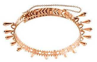 Eddie Borgo Bell Choker Necklace