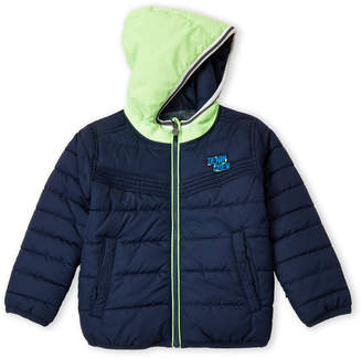 Vingino Boys 4-7) Twein Hooded Reversible Puffer Jacket