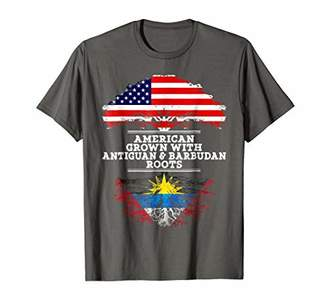 Antigua Gift For Antiguan - With Roots From Tee Shirt