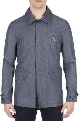 Ben Sherman Working Class Hero Buttoned Coat
