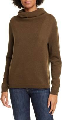 Nordstrom Signature Cowl Neck Cashmere Sweater