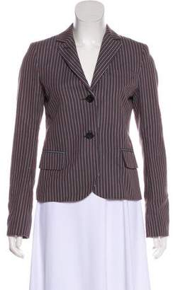 Marc Jacobs Lightweight Striped Blazer
