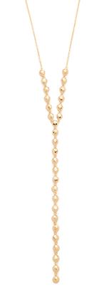 Gorjana Marlow Lariat Necklace $85 thestylecure.com