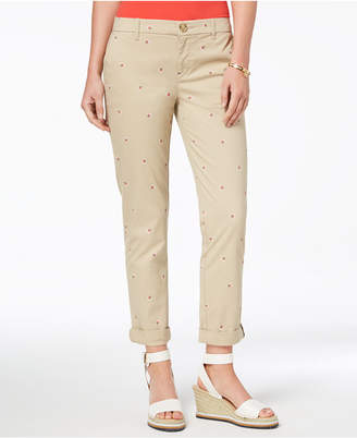 Tommy Hilfiger Printed Pants