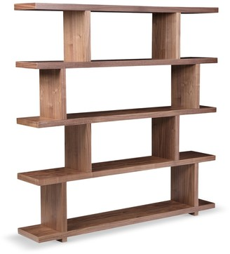 Apt2B Audrina Bookcase WALNUT