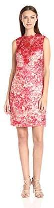 T Tahari Women's Lily Dress