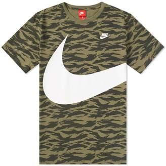 Nike AOP Swoosh Tee