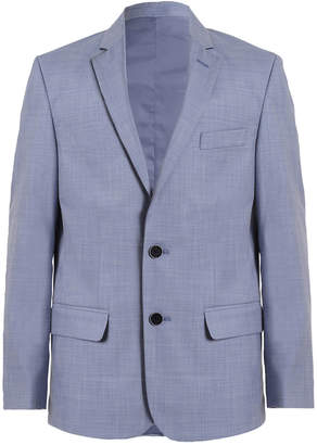 Calvin Klein Striated Sharkskin Jacket, Big Boys