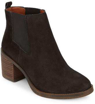 Lucky Brand Ralley Leather Bootie