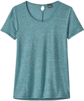 Patagonia Women's Mount Airy Scoop Tee