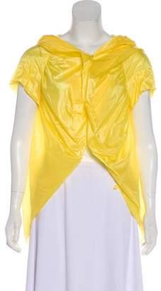 Y-3 Hooded Rain Coat