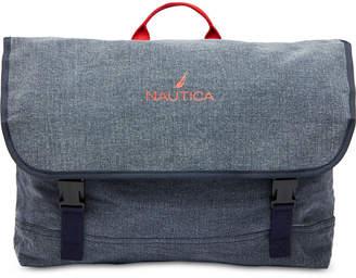Nautica Men's Canvas Messenger Bag, Created for Macy's