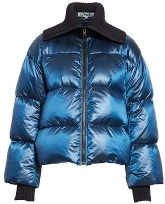 Kenzo Quilted Down Bomber